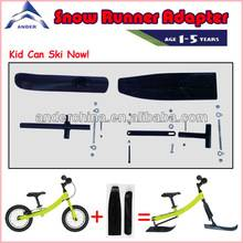 New Design Snow Runner and Balance Bike Model ASR