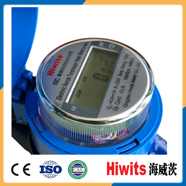 Non-magnetic Remote Reading Mbus RS485 Digital Water Meter