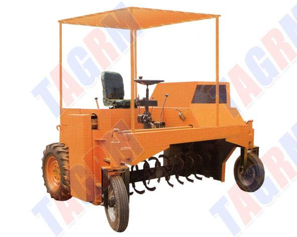 Factory outlet Compost turner machine M2000