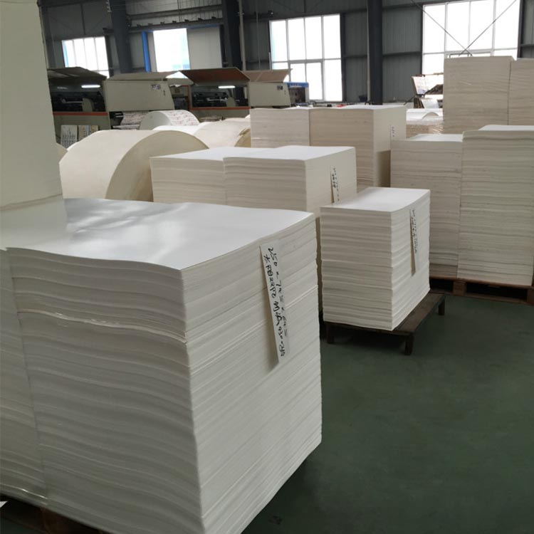 Security printing inkjet laser digital offset printing compitable TESLIN paper