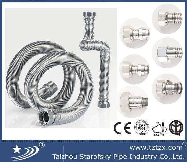 metal hydraulic flexible water hose