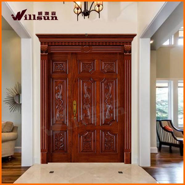 teak wood main door models