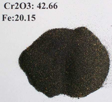 Sell Chrome concentrated ore
