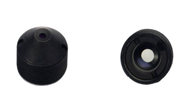 XS-8076-A-11 1/4 Focal Length 2.8mm Pinhole Lens for Hidden Camera