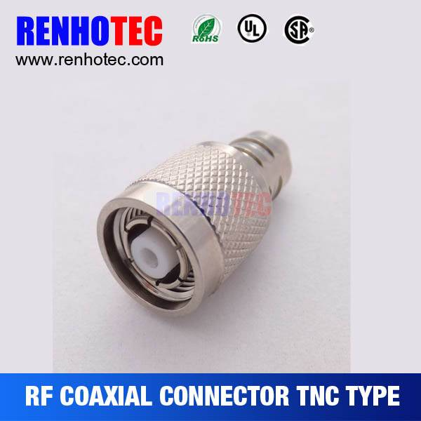 TNC Plug Crimp Connector For Cable RG58/59