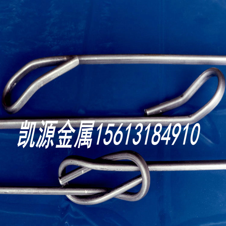 High quality double loop baling wire for packing