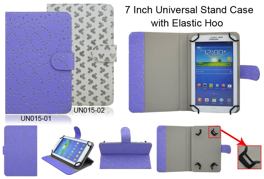 For 7inch 8inch 10inch tablet pc/notebook case cover