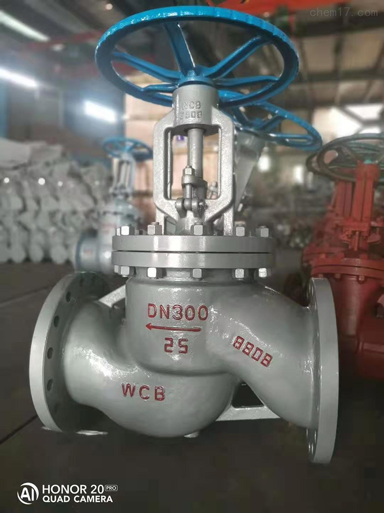 Explosion Proof Electric Operated Flow Globe Control Valve