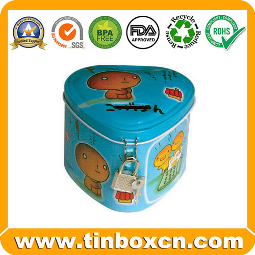 Sell saving tin, money box,tin coin bank,tin packaging for saving