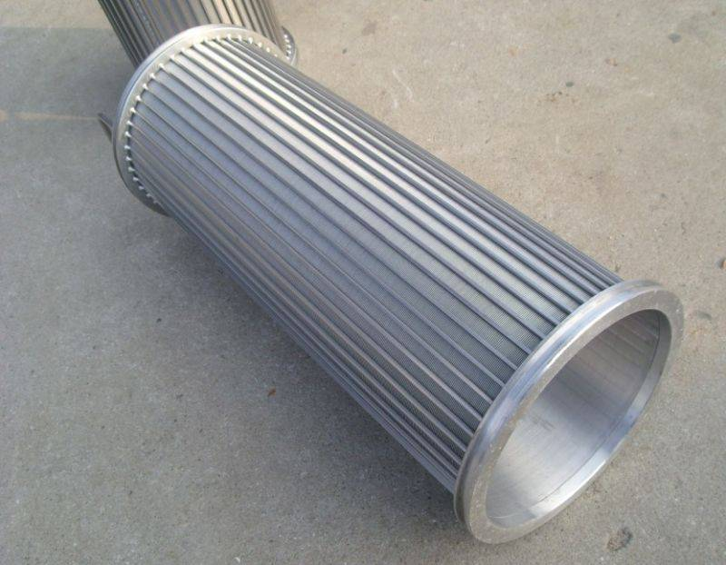 Reverse Rolled Screen tube
