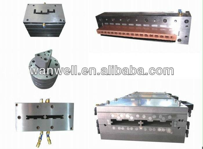 plastic wood extrusion mould