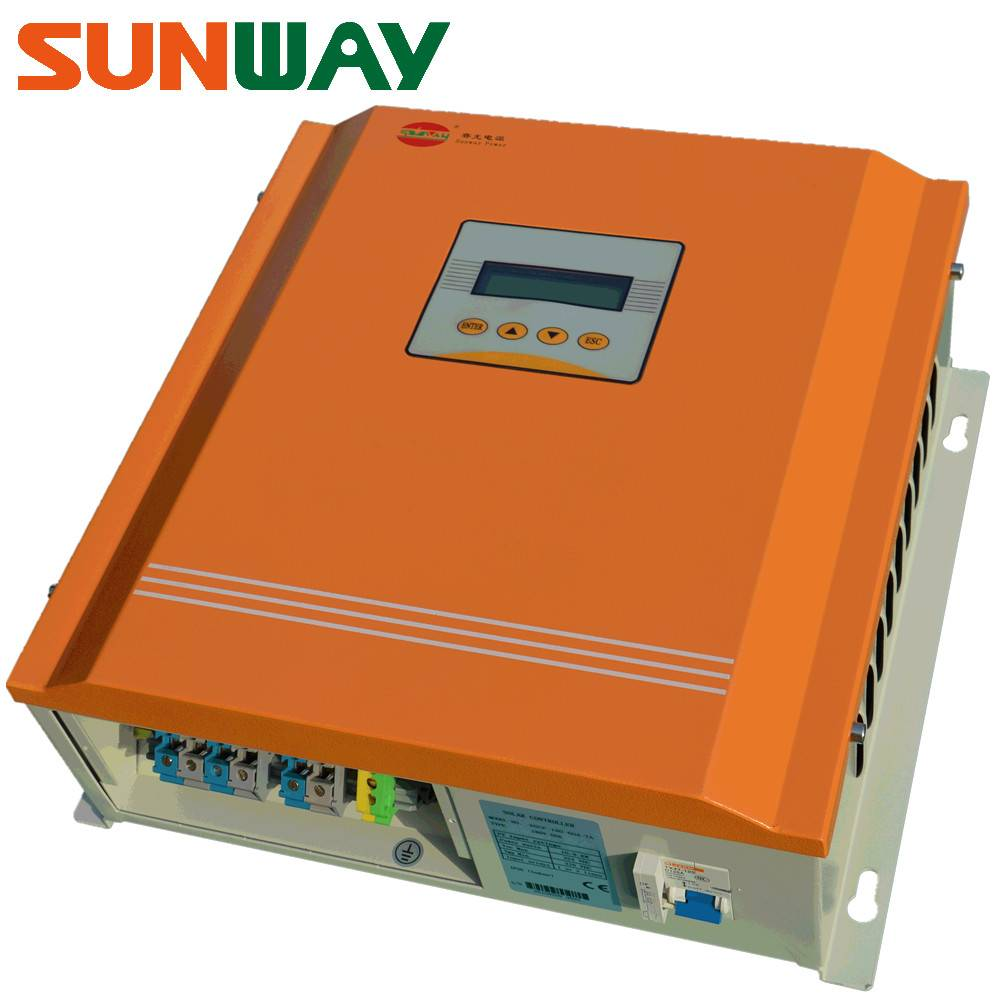 96V/110V/120V 50A PWM adcance solar charge controller for solar panel system