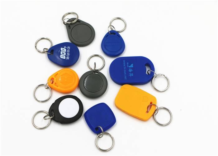 LF,HF,NFC ABS Keyfob