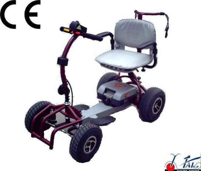 4 wheel electric golf cart