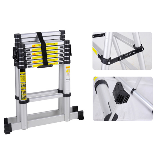 Double Telescopic Ladder