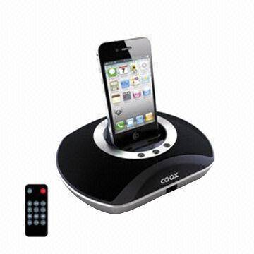 Speaker for Iphone/Ipod(M1+),Magnetically Shielded