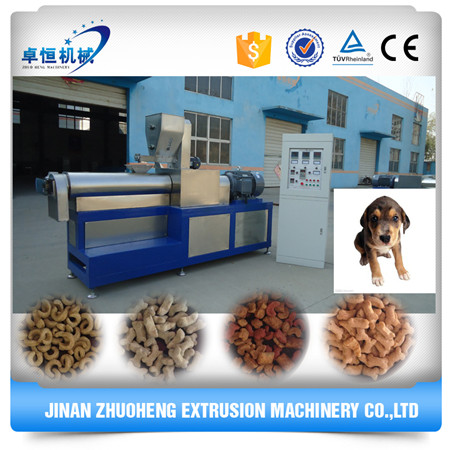 High Quality Dry Pet Food Making Machines