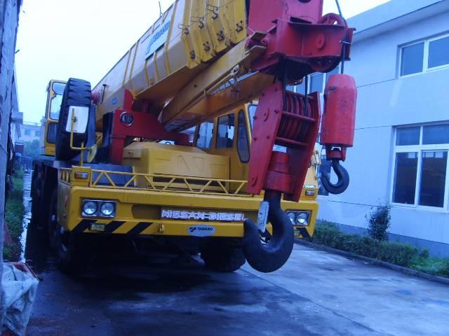sell used hydaulic crane