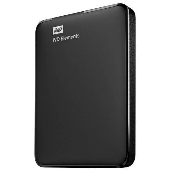 Western Digital WD Elements 2TB Portable External HDD Hard Drive Disk