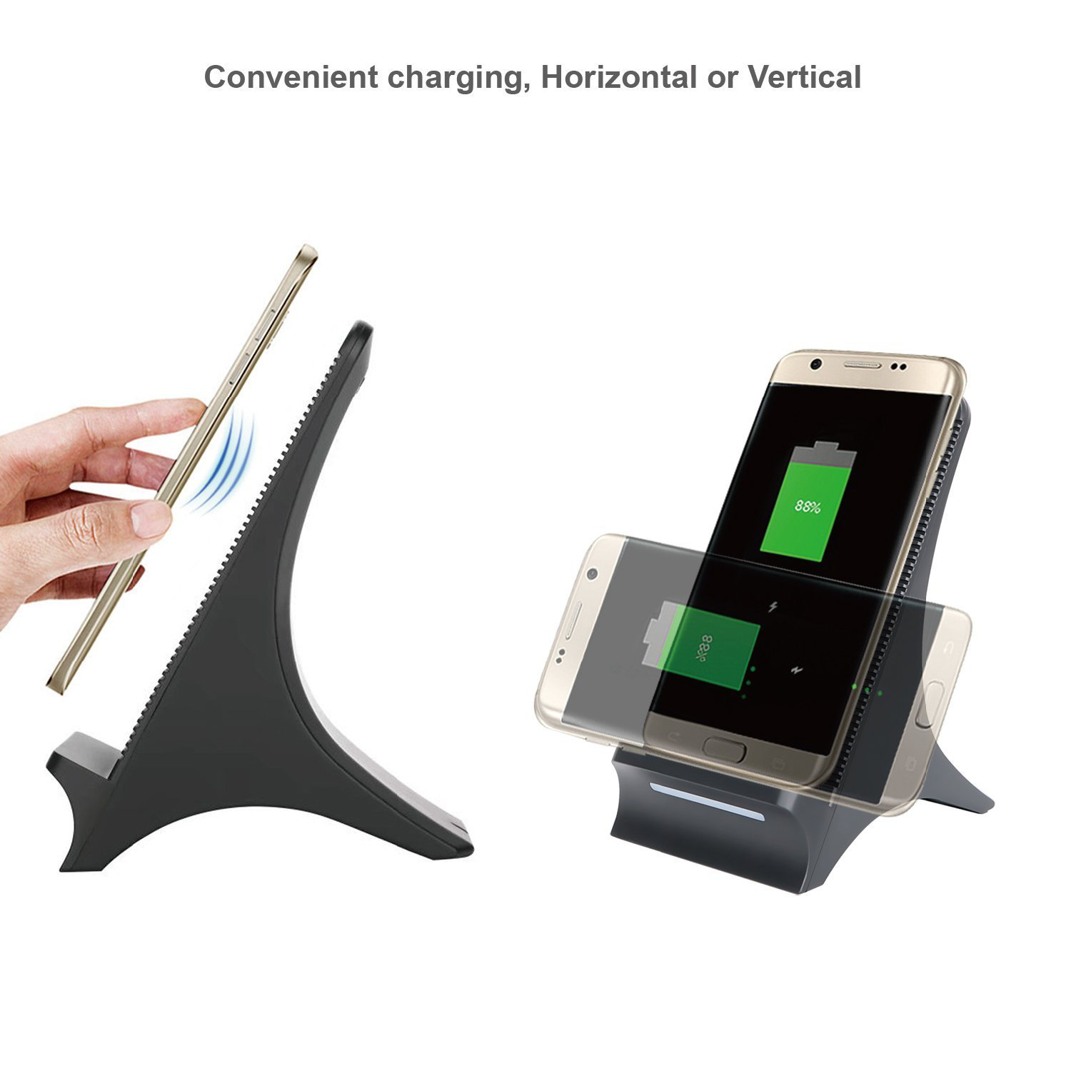 JT-WS1 Wireless Charger Stand for Samsung