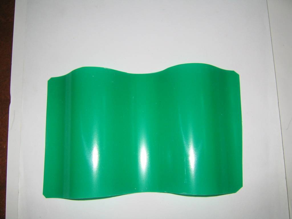 Offer PVC corrugated sheets