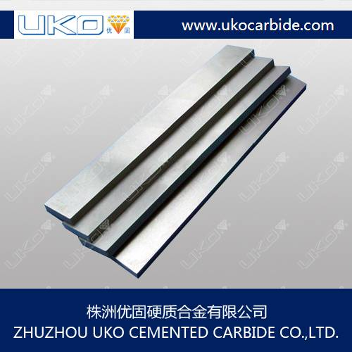 processing wood YG8 tungsten carbide square bars