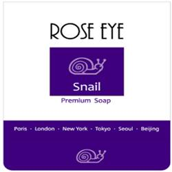 ROSE EYE Snail Soap