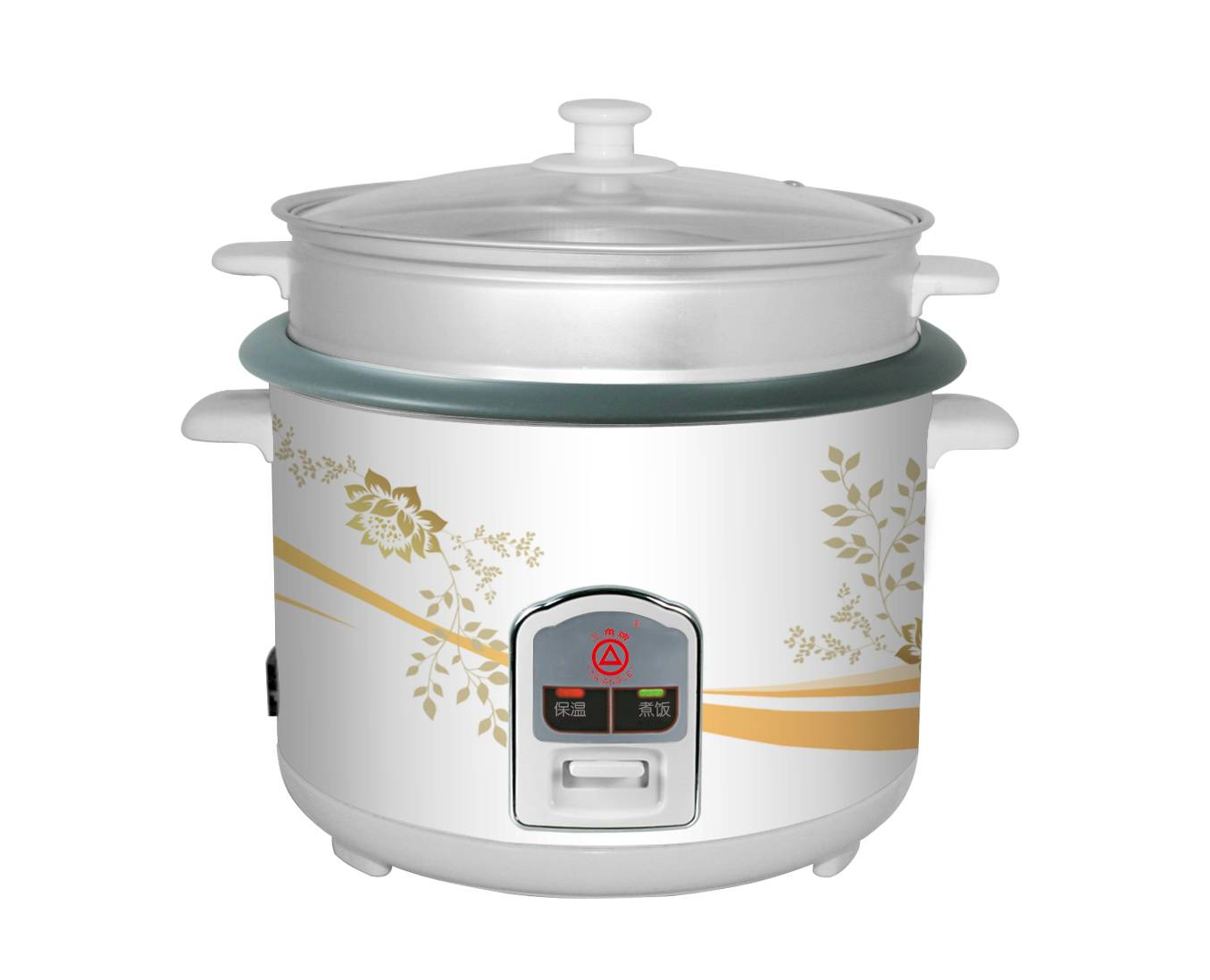 Jointless rice cooker