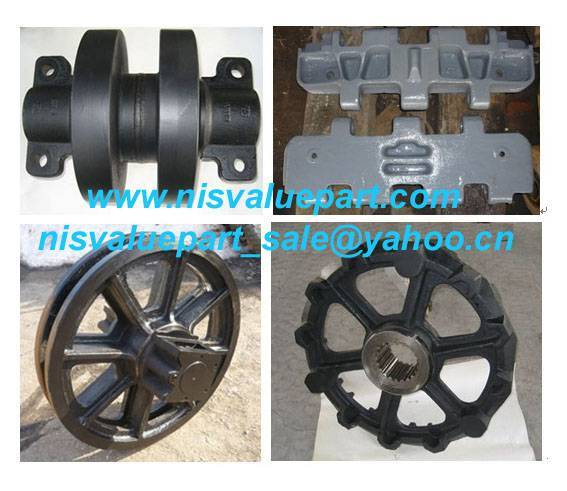Sell Undercarriage Parts for Crawler Crane