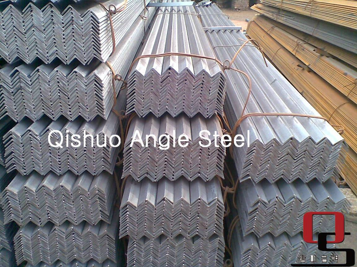 Construction angle steel
