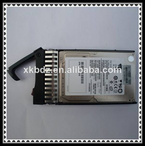 Best price 652583-B21 HDD 600GB 10K 2.5 SAS hard drive for g8 server