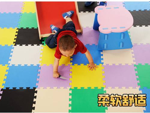 Interlocking EVA Floor Mat for Kids