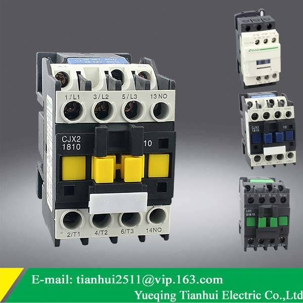 CJX2-1810 AC contactor