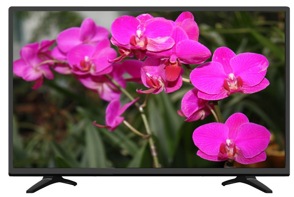 32 inches HD/FHD/UHD DLED Smart TV Silm Plastic/grossy/metal bezel excellent sound.