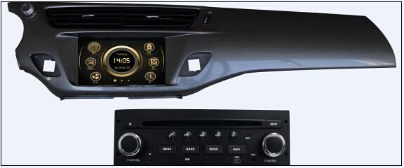 car gps for Citroen C3