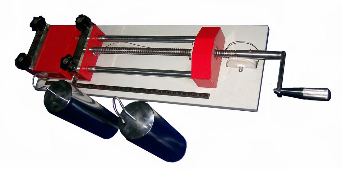 Fryma Fabric Extension Meter, BS 4294,Fabric Stretch Tester
