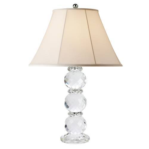 Modern crystal/glass ball material table lamp from china manufacturers