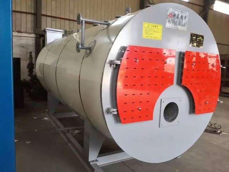 diesel natural gas steam boiler