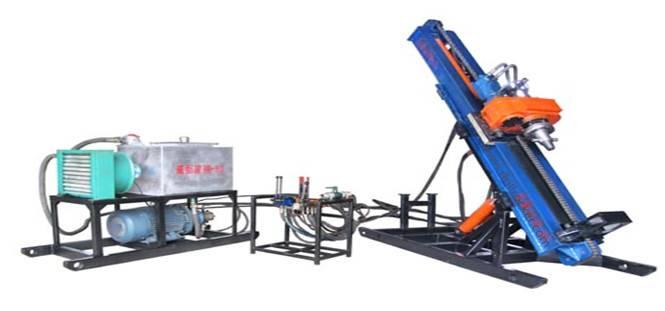 DR70/80 Hydraulic Anchor Drilling Machine