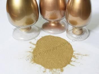 Bronze powder manufacturer for gold plastics coating