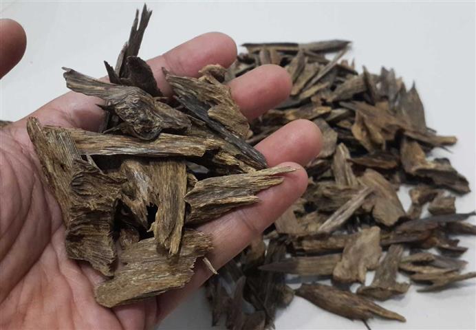 Agarwood chips kalimantan/borneo Malinau