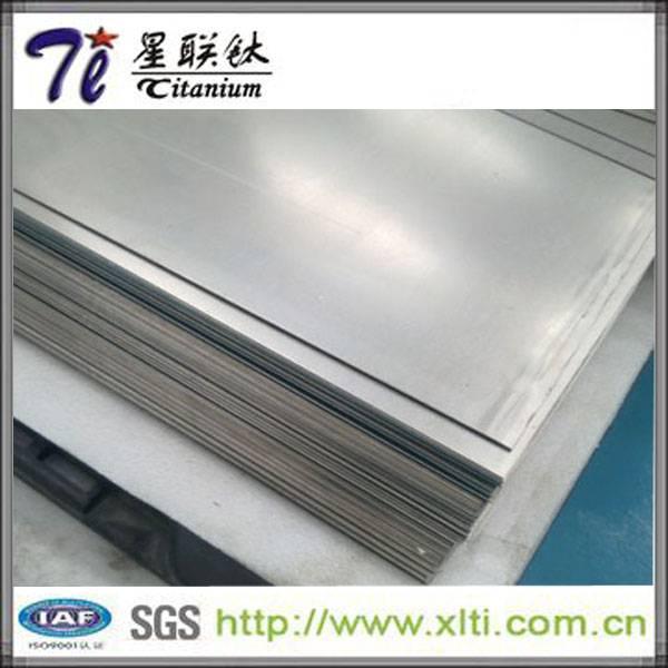 Supply Industrial Forged Grade 1 ASTMB265 3mm Titanium Sheet