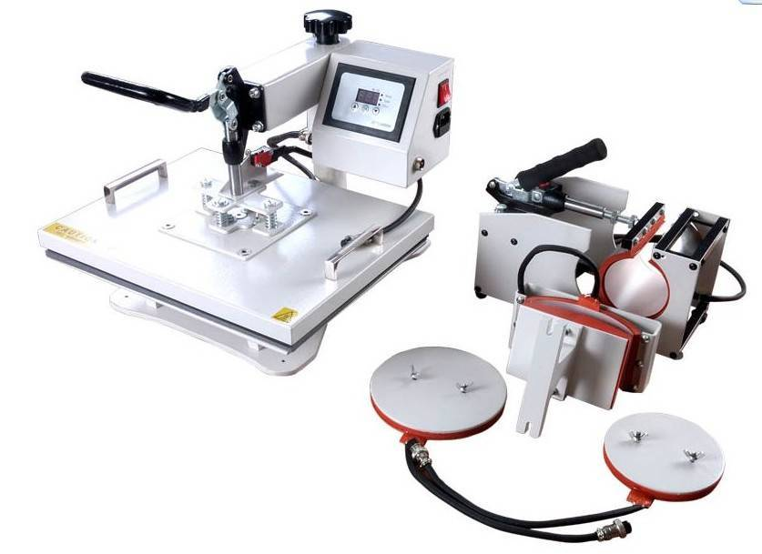 Mutiple Heat Transfer Machine For Personalized Photo Giftst