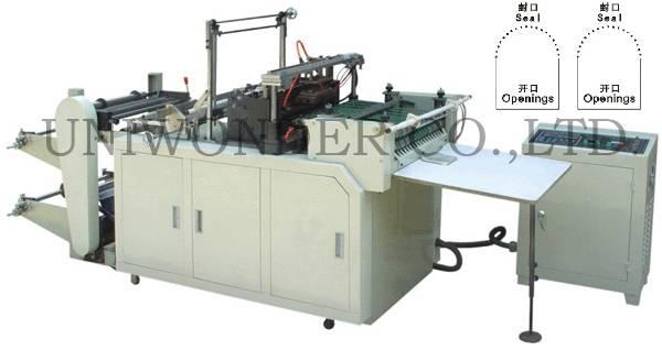 ASB-Series PVC PE Arc-shape Sealing Bag Making Machine