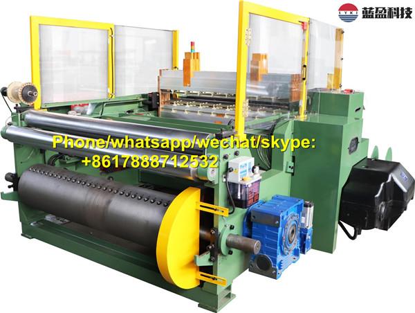 SG100 series of light-Duty CNC metal wire mesh weaving machine