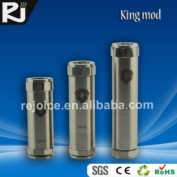 Vaporing product Full Mechanical Mod Stainless Steel King V2 Mod Clone