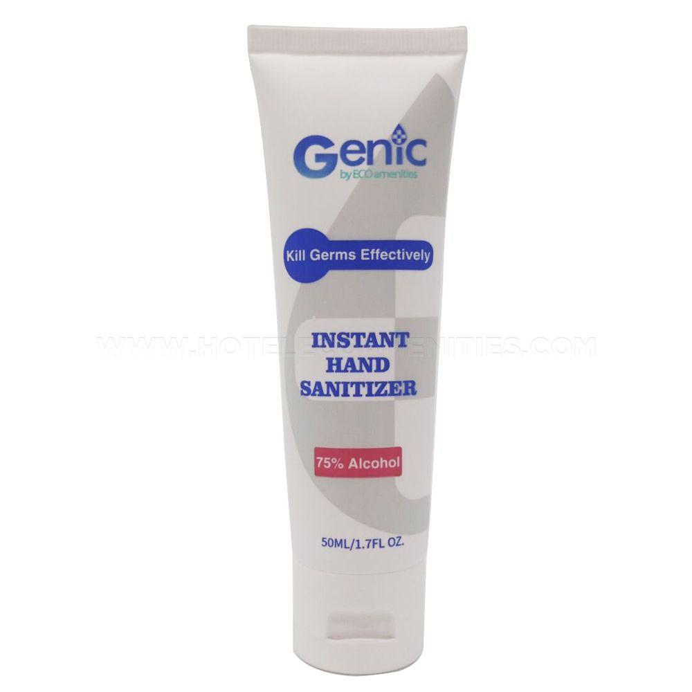 Genic by ECO AMENITIES 75% Alochol Based Hand Sanitizer 50ml