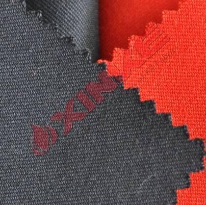 Aramid flame protction overall fabric