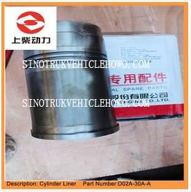 Shangchai Engine Spare Parts Cylinder Liner