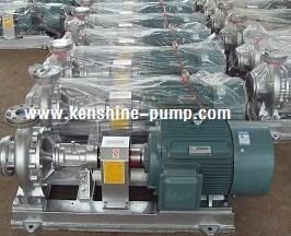 RY Series hot oil centrifugal pump